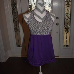 Lucy Purple Workout Tank